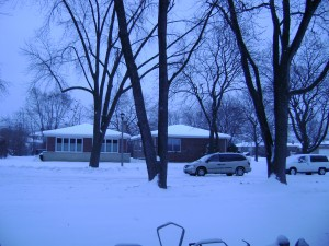 Snow - Street