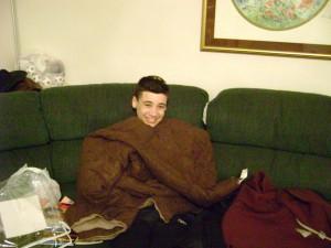 Aaron Comforter